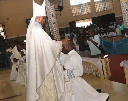 Enugu Diocese ordains 10 new Deacons