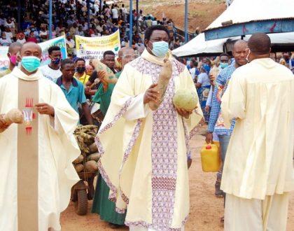 Enugu Diocese 2021 Cathedraticum