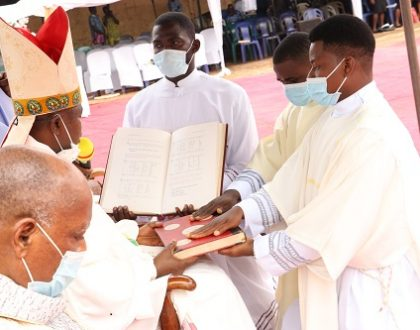 The Catholic Diocese of Enugu has ordained 22 new Deacons.