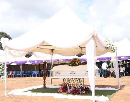 The Burial Mass and Interment of Late Very Rev. Fr. John Ogbo (Pictures)